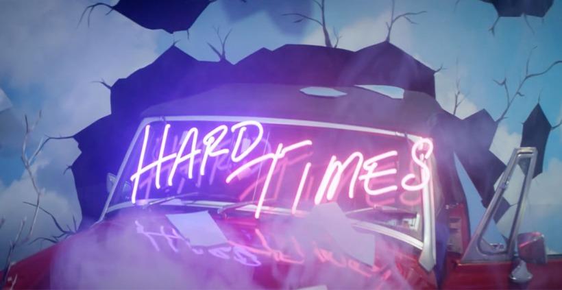 Gambar terkait dari Lagu Paramore - Hard Times Mp3